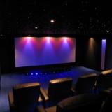 Réalisation de salle home cinéma