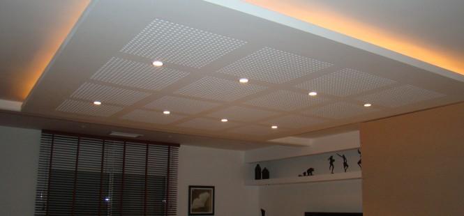 Devis achat et pose de faux plafond 3 devis gratuits for Pose de faux plafond