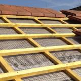 changement de couverture de toit