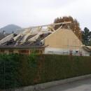 surélévation de toitures