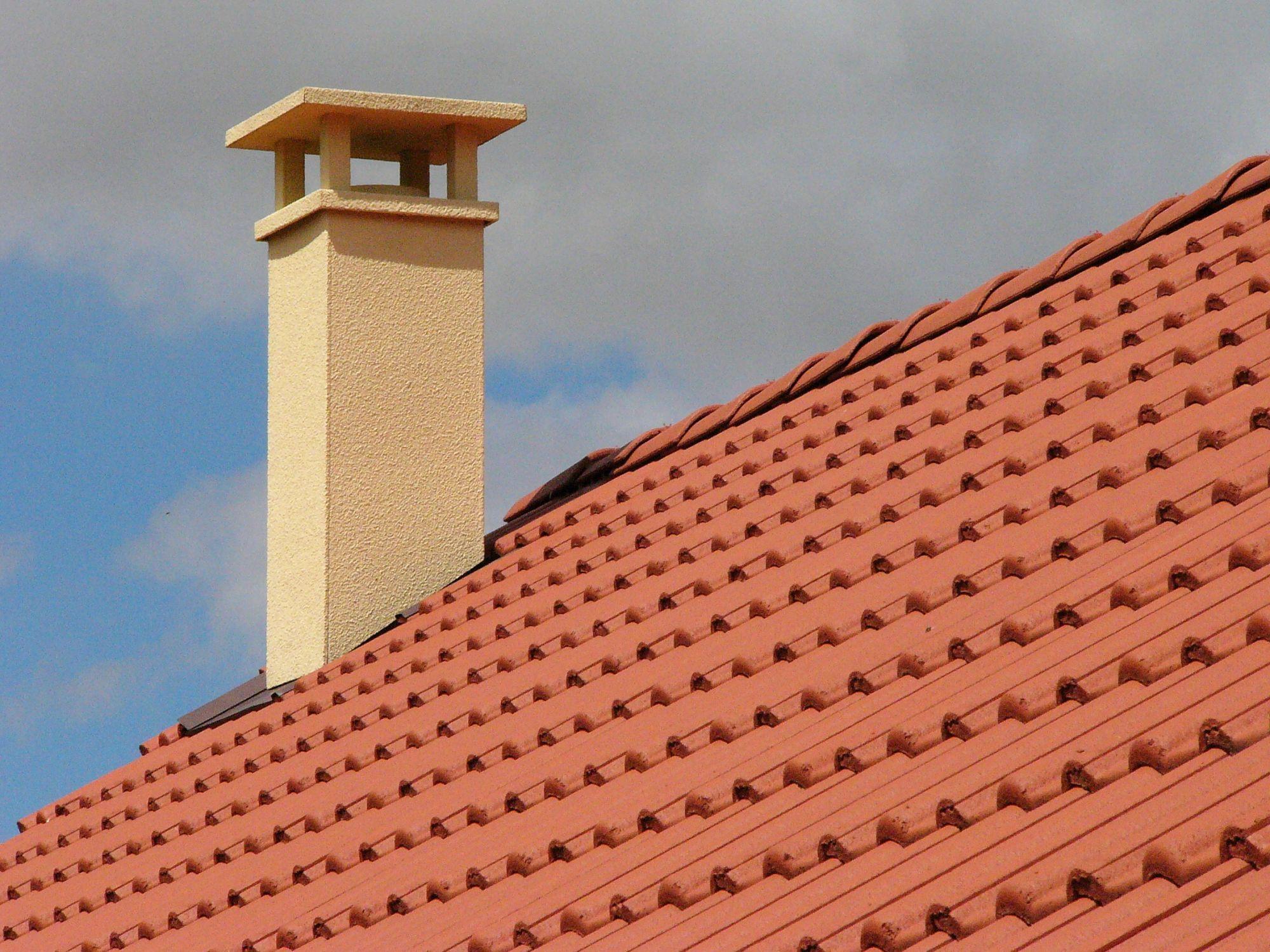 Devis r paration de chemin e sur toiture 3 devis gratuits - Desamianter une toiture ...