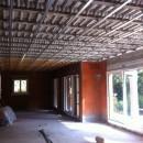 Construction, murs, cloisons, plafonds